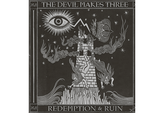 Devil Makes Three - Redemption & Ruin - (Vinyl)