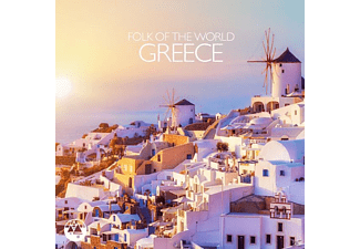 VARIOUS - Greece [CD]