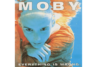 Moby - EVERYTHING IS WRONG - (Vinyl)