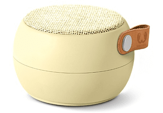 FRESH 'N REBEL Rockbox Round Fabriq Buttercup