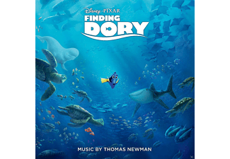 Thomas Newman Finding Dory (Findet Dorie) CD