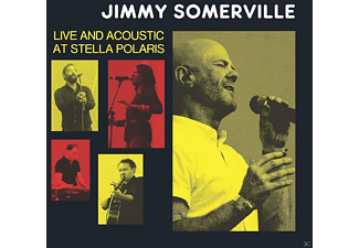 Jimmy Somerville - Live And Acoustic At Stella Polaris - (CD)