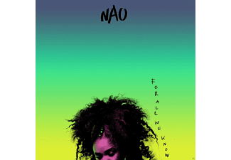 Nao - For All We Know [CD]