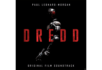 Paul Leonard Morgan, OST/VARIOUS - Dredd (Original Film Soundtrack) - (CD)