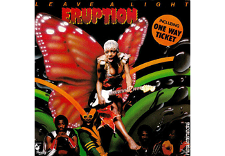 Eruption - Leave A Light (Remastered+Expanded Edition) - (CD)