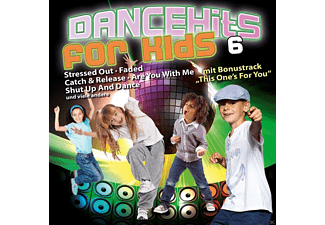 The Countdown Singers - Dancehits For Kids Vol.6 - (CD)