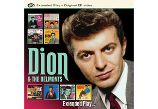 Dion, The Belmonts - Extended Play...Original EP Sides [CD]