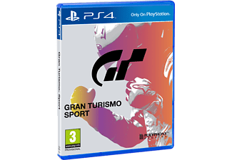 Gran Turismo Sport Standard Plus Edition PS4