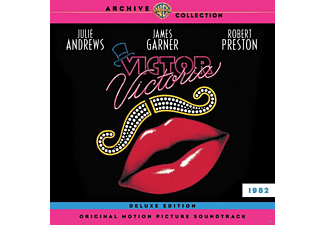 James Garner, Robert Preston, Andrews Julie - Victor Victoria (Deluxe Edition) - (CD)