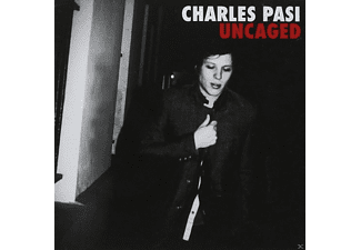 Charles Pasi - Uncaged [CD]