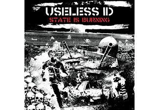 Useless Id - The State Is Burning - (Vinyl)
