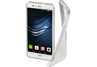 HAMA Crystal Backcover$, Huawei, P9 Lite, Thermoplastisches Polyurethan, Transparent
