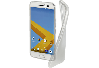 HAMA Crystal Backcover, HTC, HTC 10, Thermoplastisches Polyurethan (TPU), Transparent