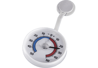 HAMA Fensterthermometer, rund, analog