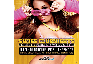 VARIOUS - Swiss Clubnights [CD]