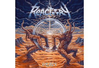 Reactory - Heavy - (CD)