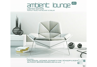 VARIOUS - Ambient Lounge Vol.20 - (CD)