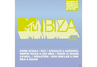 VARIOUS - MTV Ibiza 2016 - (CD)