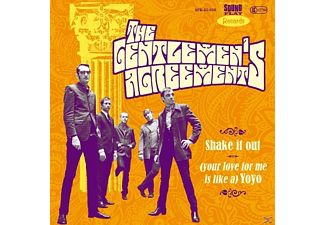 The Gentlemen's Agreements - Shake It Out - (Vinyl)