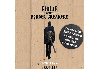 Philip & The Border Breakers - The Key (feat. Nina Hagen,Rudolf Schenker, - (CD)