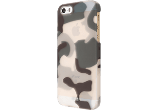 ARTWIZZ Camouflage Clip, Backcover, iPhone SE, iPhone 5, iPhone 5s, Camouflage