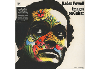 Baden Powell - Images On Guitar - (Vinyl)