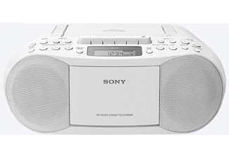 SONY CFD-S70 Wit