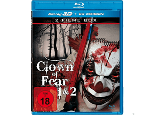 Clown Of Fear 1&2 (2 Filme) - (3D Blu-ray (+2D))