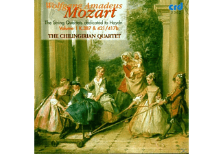 The Chilingirian Quartet - Mozart:Die Haydnquartette Vol.1 - (CD)