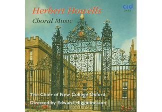 Edward/choir Of New College Oxford Higginbottom - Choral Music - (CD)