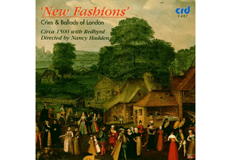 LEBLANC/HADDEN/REDBYRD - New Fashions/Cries And Ballads - (CD)