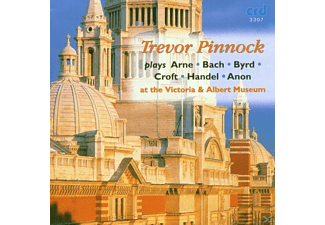 Trevor Pinnock - Trevor Pinnock Plays At The Victoria & Albert Museum - (CD)