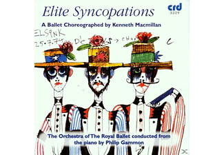 Orchestra Of The Royal Ballet - Gammon - Elite Syncopations - (CD)