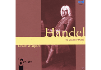 L'ecole D' Orphee, Ecole D'orphee - Händel Chamber Music Cpl. - (CD)