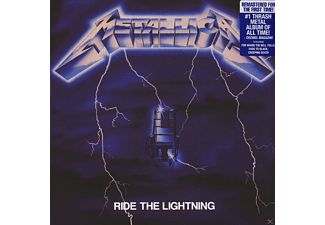 Metallica - Ride The Lightning (Remastered 2016) - (Vinyl)