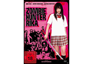 Zombie Hunter Rika - (DVD)