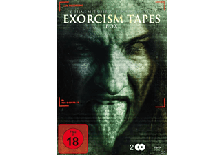 Exorcism Tapes Box - (DVD)