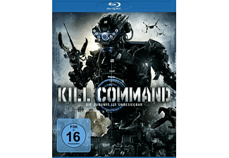 Kill Command [Blu-ray]