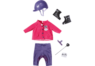 ZAPF CREATION Baby born Pony Farm Deluxe Reit-Outfit