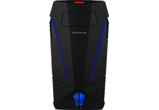 MEDION ERAZER® X5382 I, Gaming-PC mit Core™ i7 Prozessor, 16 GB RAM, 256 GB SSD, 1 TB HDD, GeForce GTX 1070, 8 GB