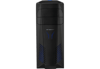 MEDION ERAZER® X5383 I, Gaming-PC mit Core™ i7 Prozessor, 16 GB RAM, 256 GB SSD, 2 TB HDD, Nvidia® GeForce® GTX1080