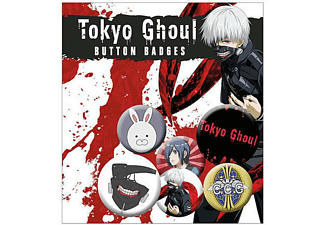 Tokyo Ghoul Buttonset Mix