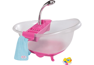 ZAPF CREATION Baby born Interactive Badewanne mit Ente