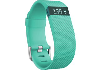 FITBIT Charge HR - Turkos (Stor)