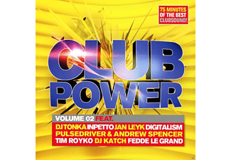 VARIOUS - Club Power Vol.2 - (CD)