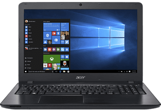 ACER Aspire F 15 ( F5-573G-70YT), Notebook mit 15.6 Zoll Display, Core™ i7 Prozessor, 8 GB RAM, 256 GB SSD, 1 TB HDD, NVIDIA® GeForce® GTX 950M