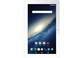 ODYS Space 10 Pro    10.1 Zoll Tablet Weiß