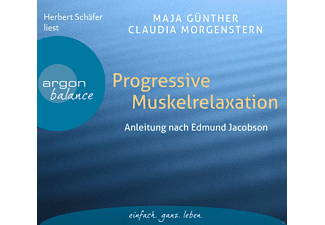 Herbert Schäfer - Progressive Muskelrelaxation - (CD)