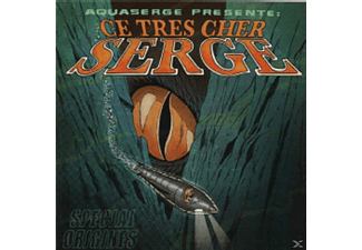 Aquaserge - Ce Tres Cher Serge - (CD)