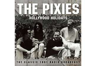 Pixies - Hollywood Holidays (Live) [CD]